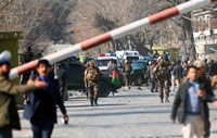 Mindestens 103 Tote bei Taliban-Anschlag in Kabul