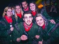 Fotos: Werkakaku-Party der Ebringer Schlosshexen in der Schönberghalle
