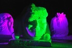 Fotos: Schneeskulpturenfestival in Bernau