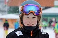 Snowboardcrosserin Jana Fischer ist die jüngste Olympionikin der Schwarzwälder Skigeschichte