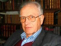 Wolfram Mauser feiert seinen 90. Geburtstag