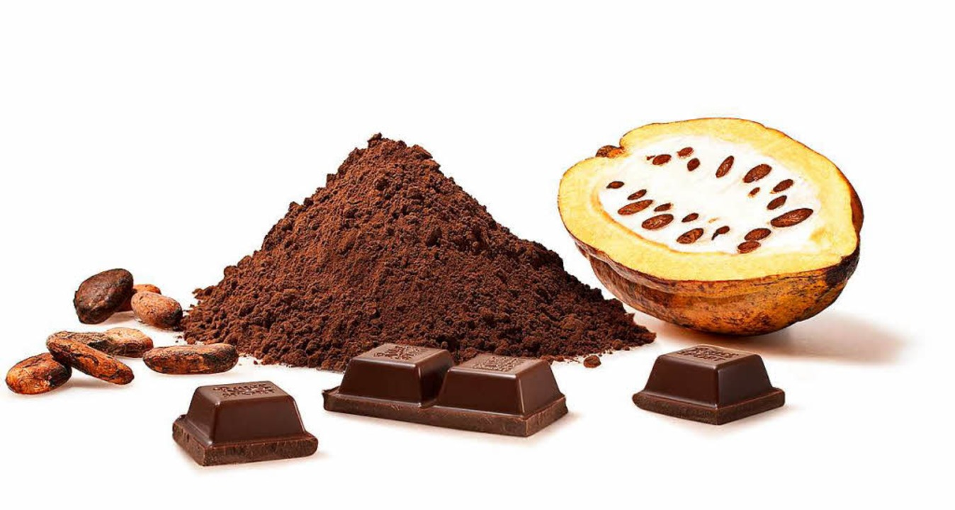 Unbekannte stahlen in Freiburg 44 Tonnen Schokolade