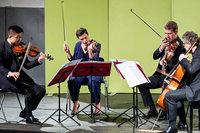 Heidelberg: Streichquartett-Wettbewerb als Publikumsrenner