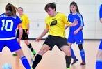Fotos Futsal-Bezirk C-Junioren und B-Mädels 2018