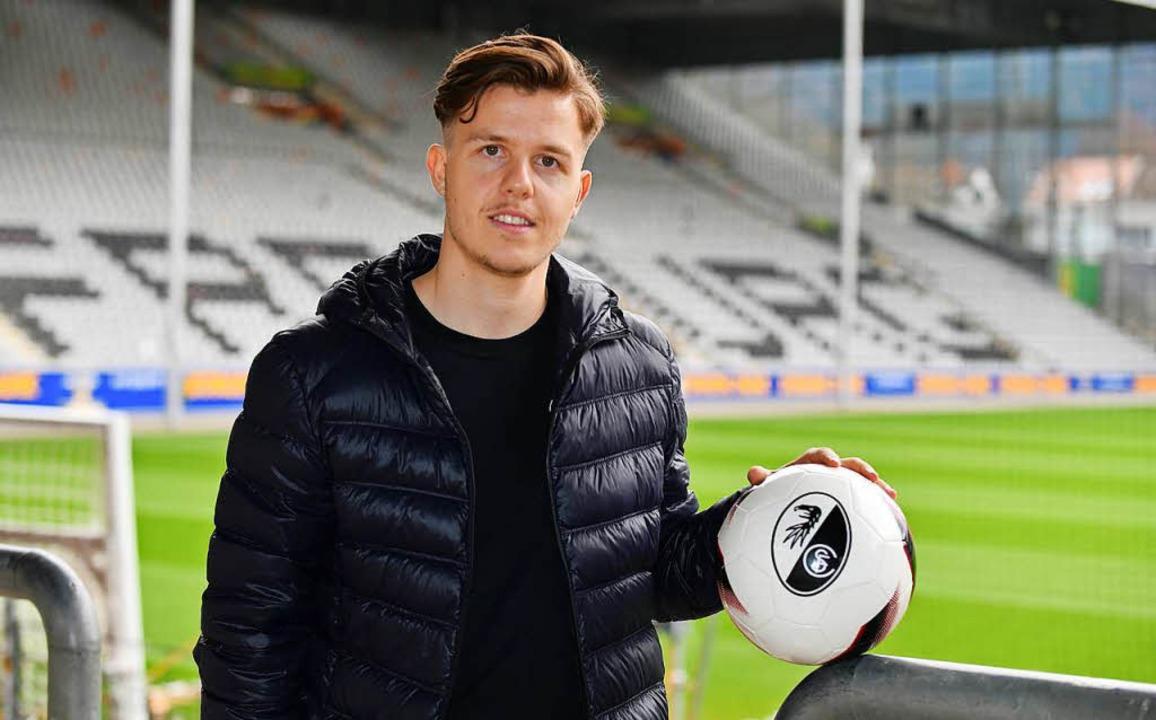 Patrick Kammerbauer wechselt von Nürnberg nach Freiburg  | Foto: Achim Keller