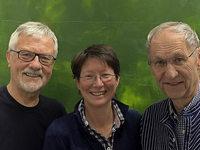 Werke von Elisabeth Richaud, Peter Seip und Karl Helm in Freiamt