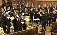 Züricher Vokalisten geben am Sonntag, 4. Februar, Konzert in Christuskirche in Rheinfelden