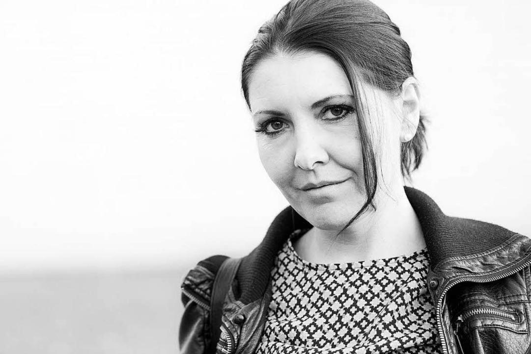 Claudia Fischer ohne Fallschirm  | Foto: Alex Jung