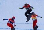 Fotos: So war der Snowboardcross-Weltcup am Feldberg