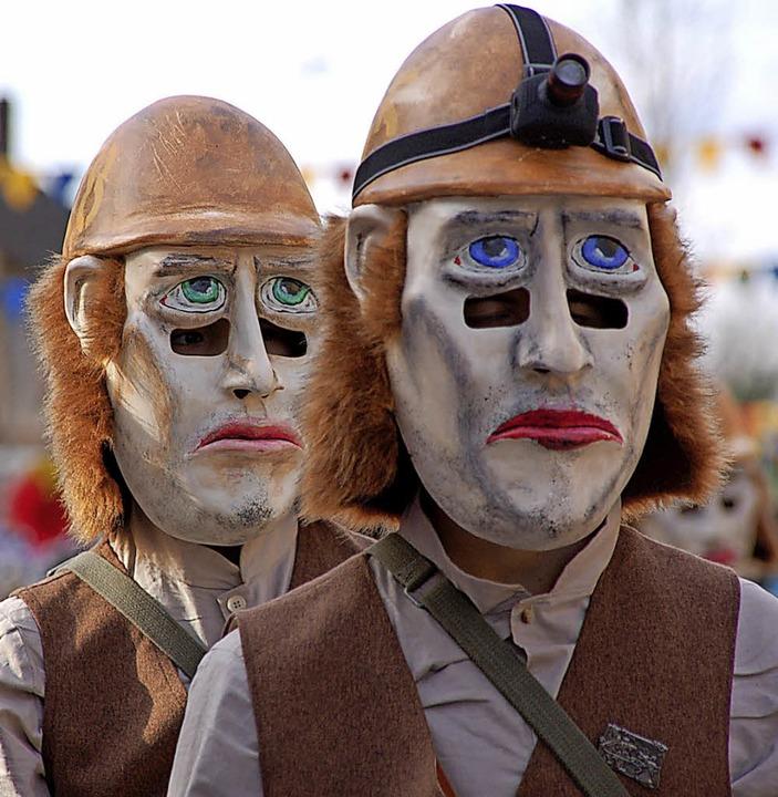 Die Tambouren aus Ryburg-Möhlin.  | Foto: Hildegard Siebold