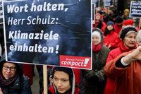 Beim Klimaschutz suchen Union und SPD jetzt ein Feigenblatt