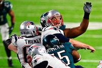 New England Patriots verlieren im Superbowl gegen die Philadelphia Eagles