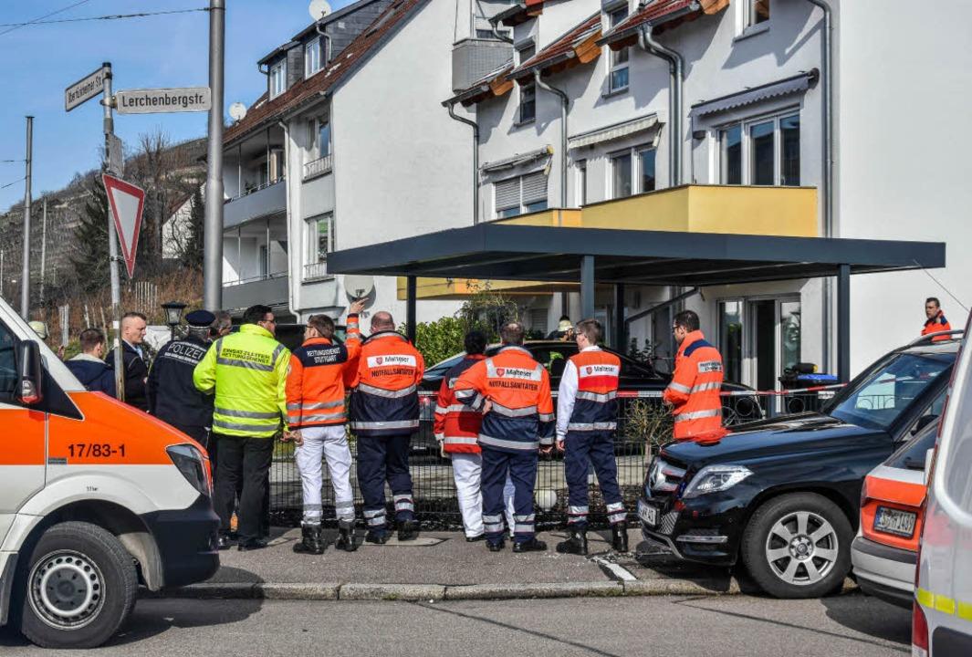 Vier Tote bei Unglück mit Kohlenmonoxid in Baden-Württemberg