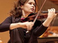 Ausgezeichnet an der Violine