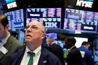 Kein Vorzeichen einer neuen Finanzkrise