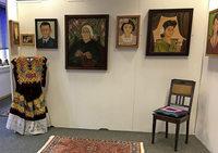 Replik-Gemälde, Fotos und historische Videos zu Frida Kahlo in Baden-Baden