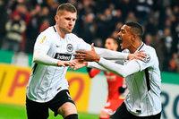Frankfurt besiegt Mainz und steht im Halbfinale