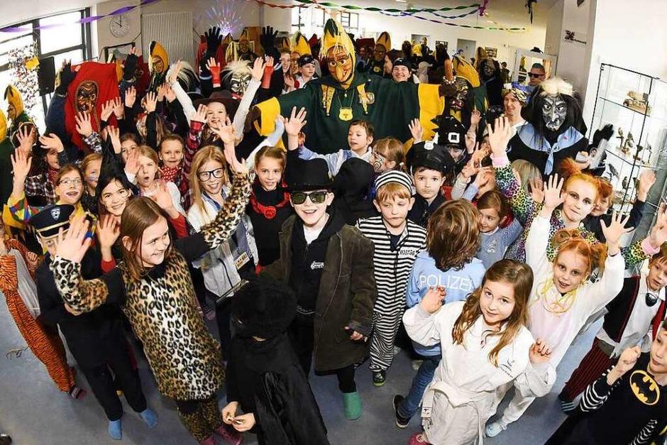 Schulbefreiung Otto Raupp Schule in Denzlingen (Foto: Markus Zimmermann)