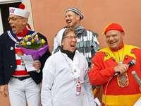 Fotos: Rathausstürmung in Kirchzarten und Stegen