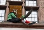 Fotos: So stürmten die Freiburger Narren das Rathaus
