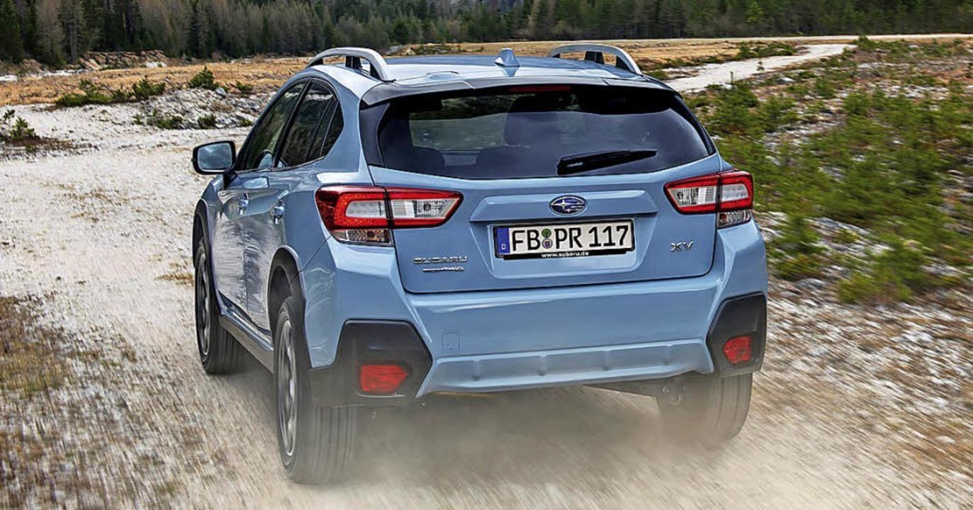 | Foto: Subaru
