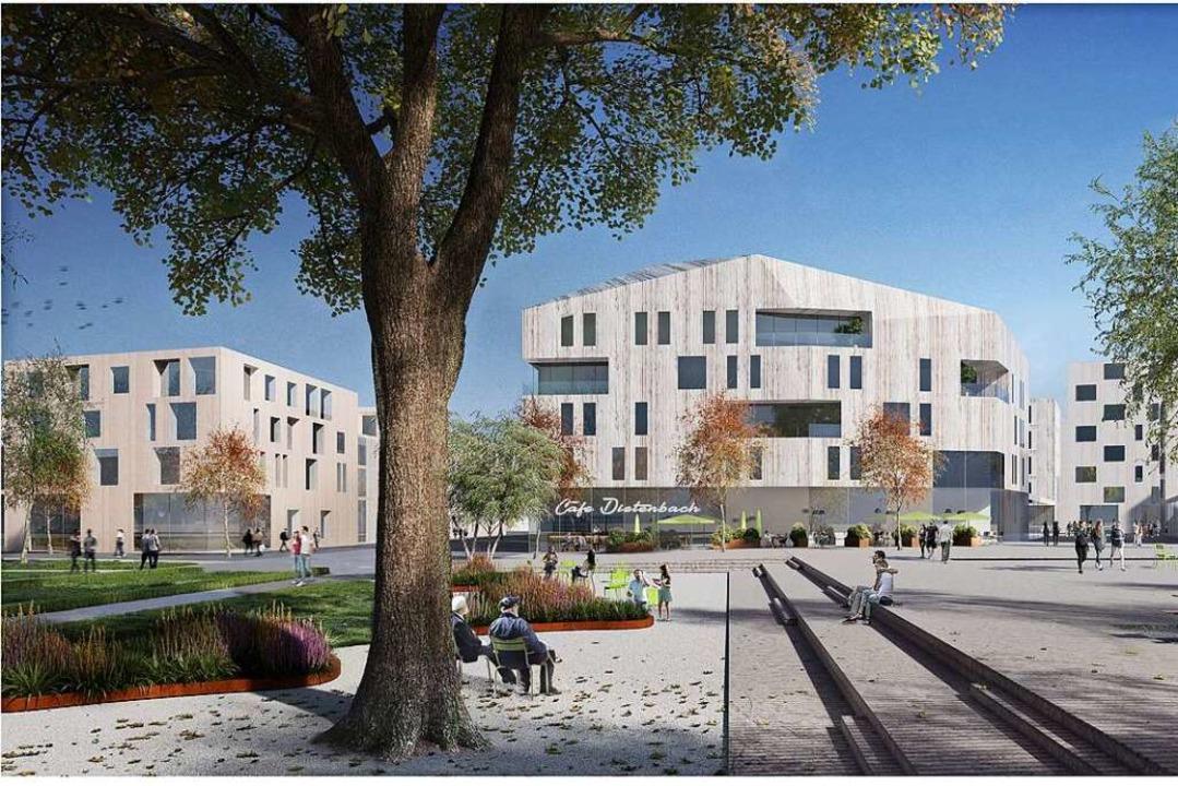 Hosoya Schaefer Architects: Urbanes Zentrum  | Foto: Stadt Freiburg