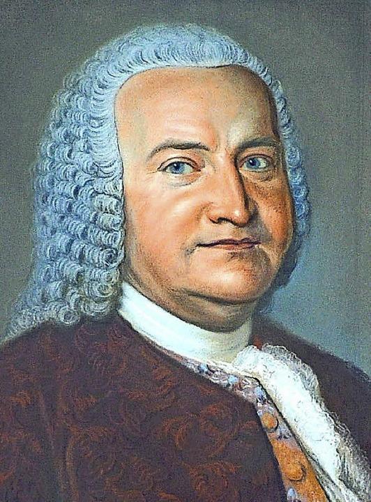 Komponist: J. S. Bach   | Foto: BZ/dpa