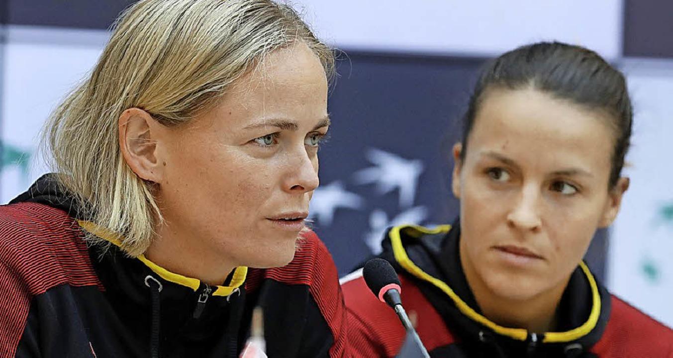 Deutsche Tennis-Damen erreichen Halbfinale