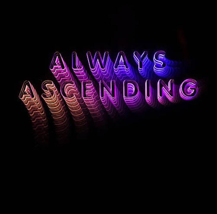 Always ascendingFranz Ferdinand  | Foto: ZVG