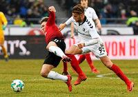 SC Freiburgs Erfolgsserie in Hannover beendet