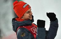 Dahlmeier und Wellinger sorgen für traumhaften Olympia-Auftakt