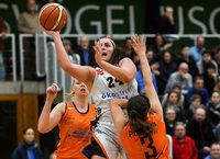 Die Zweitliga-Frauen des USC Freiburg erreichen die Playoffs