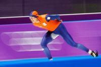 Eisschnelllauf: Niederländer Kramer mit drittem Olympia-Gold über 5000 m