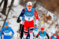 Norwegens Skilangläufer Krüger gewinnt Olympia-Gold im Skiathlon
