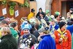 Fotos: Der Narrenmarkt Karsau ist eröffnet