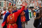 Fotos: Fasnetsonntagsumzüge am Nördlichen Kaiserstuhl