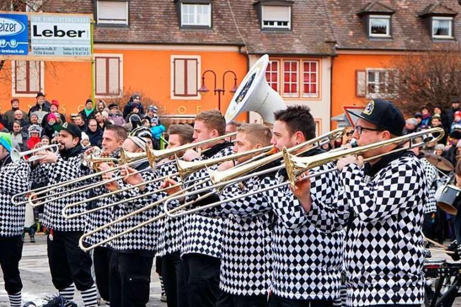 Impressionen vom Breisacher Gauklertag (Foto: Julius Steckmeister)