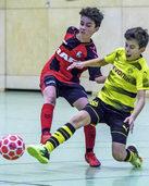 Borussia eine Fußspitze vor dem Sportclub