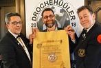 Fotos: Lörracher Rotssuppe mit Verleihung des Drochehüüler-Ordens