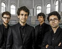Vision String Quartet gastiert im Bad Säckinger Kursaal
