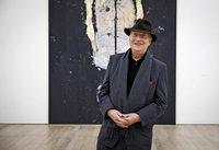 Georg Baselitz spricht in der Fondation Beyeler in Riehen mit Kurator Martin Schwander über Leben und Werk