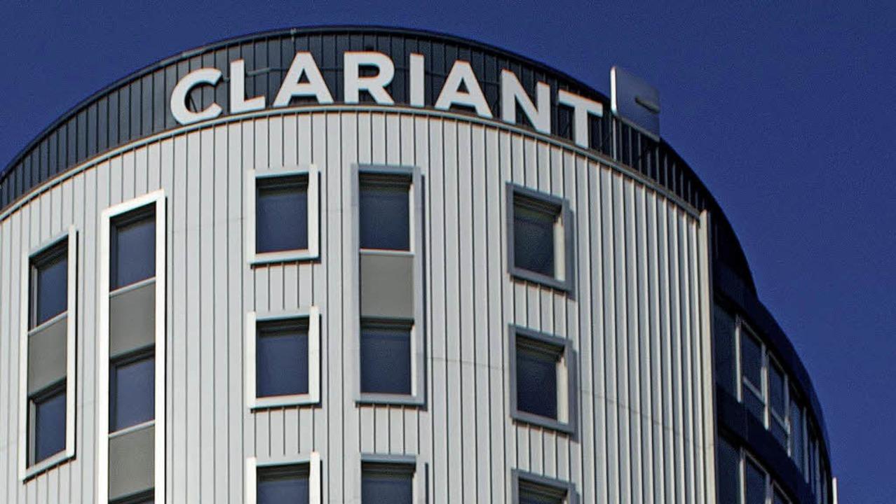 Die Firmenzentrale von Clariant in Pratteln   | Foto: dpa