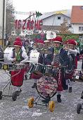 Lindwurm erobert die Stadt