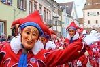 Fotos: So waren die Umzüge am Fasnetmändig am Nördlichen Kaiserstuhl
