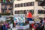 Fotos: Großer Umzug mit mehr als 1000 Zuschauern in Lenzkirch