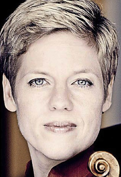 Isabelle Faust  | Foto: Marco Borggreve