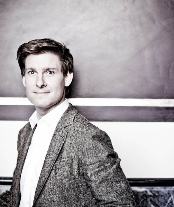 Ein Mann der Tasten: Kristian Bezuidenhout  | Foto: Marco Borggreve