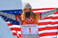 17-jährige Kim holt Snowboard-Gold in Heimat der Eltern