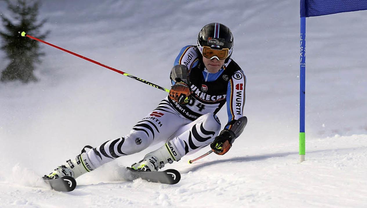 Auf den neunten Platz im Weltcup-Klassement geklettert: Tim Siegmund  | Foto: Martin Siegmund