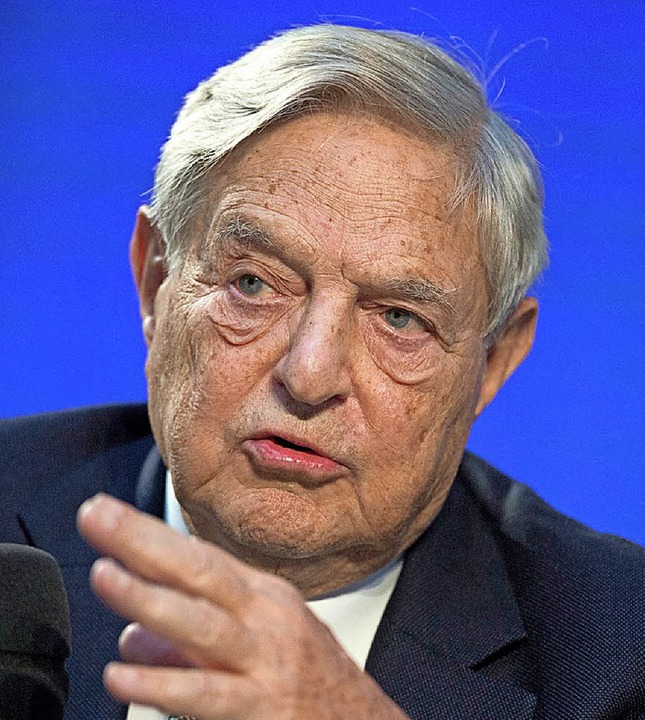 George Soros   | Foto: dpa